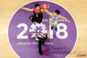 Hasil dan klasemen basket putra, Indonesia juru kunci