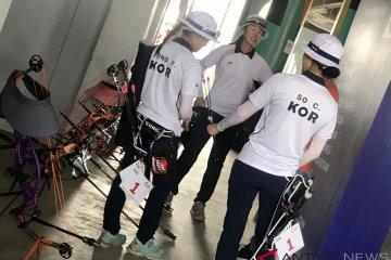 India tantang Korsel di final panahan compound putri