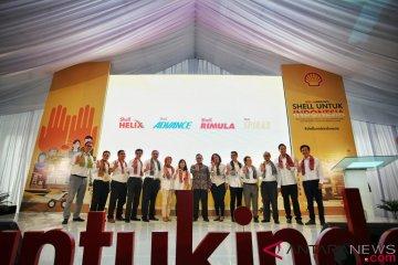 Pelumas Shell mendapat sertifikat SNI