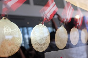 Menghadirkan kembali kenangan Asian Games 1962