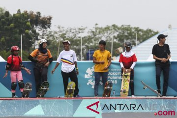 Skateboard Asian Games embrio menuju Olimpiade 2020