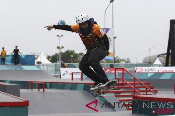 Atlet skateboard Indonesia bela atlet Malaysia korban perundungan