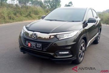 Test drive singkat New Honda HR-V Special Edition