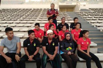 Zohri ingin pulang ke Lombok