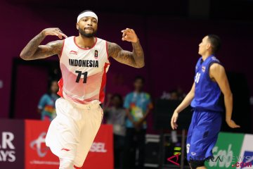 Hentikan perlawanan Thailand, basket putra Indonesia raih kemenangan perdana