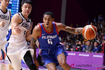 Pelatih basket putra Filipina mengaku bertanggung jawab atas kekalahan dari Korsel