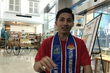 Putra Pariwisata Nusantara Ingin Ikut Menyukseskan Asian Games