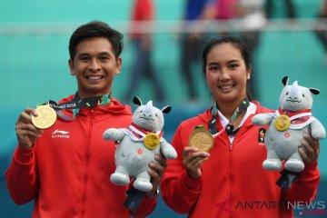 Momen emas tenis di Asian Games setelah 16 tahun