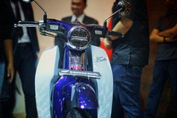 Ini dia motor bebek termahal di Indonesia