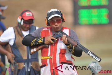 Peluang Indonesia berat di hari terakhir cabang menembak