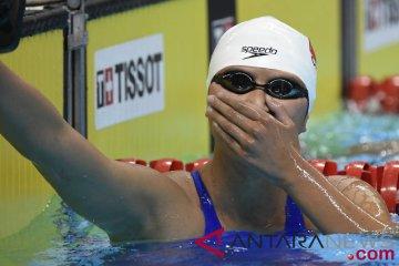 Wang Jianjiahe belum puas meski pecahkan rekor baru
