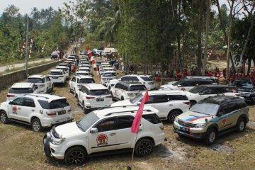 Komunitas Fortuner Indonesia gencarkan program sosial selama 2019