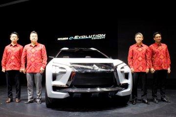 Mitsubishi hadirkan e-Evolution dan Xpander terbaru di GIIAS 2018