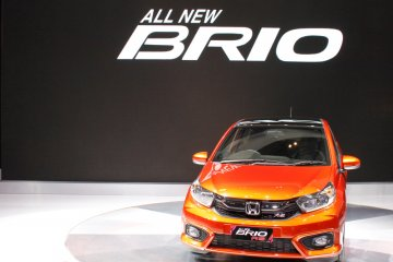 Honda umumkan harga Brio terbaru bulan depan