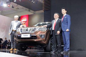 Nissan luncurkan Terra sebagai penantang Fortuner dan Pajero