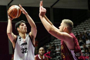 Basket Putra - Jepang vs Qatar