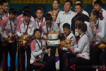 Jack Ma dan final sepak bola putri Asian Games 2018