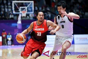 Tiga alasan kekalahan basket putra Indonesia dari Jepang versi pemain