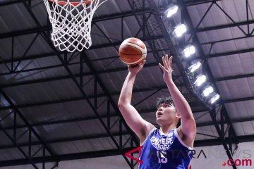 Hasil dan klasemen Grup C basket putra, Chinese Taipei sapu bersih