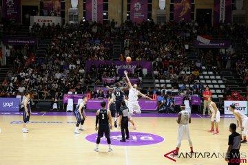 Basket putra Korsel pecundangi Indonesia