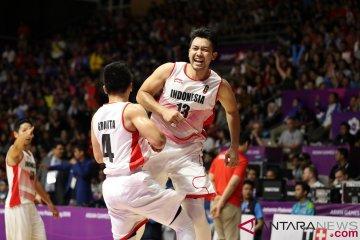 Hasil dan klasemen bola basket, putra Indonesia jaga asa ke perempat final