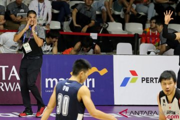 Menang lawan Hong Kong, pelatih basket putra Jepang berlinang air mata