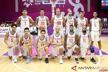 Aroma NBA di laga basket putra Filipina kontra China