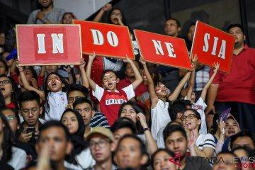 Pertandingan hari ke-10 Asian Games 2018 perebutkan 29 medali emas