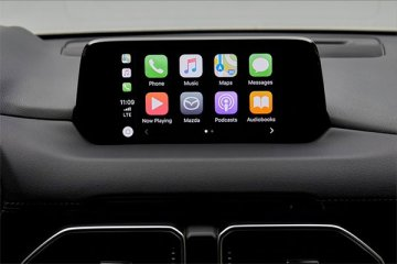 Apple CarPlay dan Android Auto segera bisa dinikmati di Mazda6