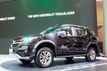 "Chevrolet Trailblazer terbaru ramaikan pasar SUV ""bongsor"""