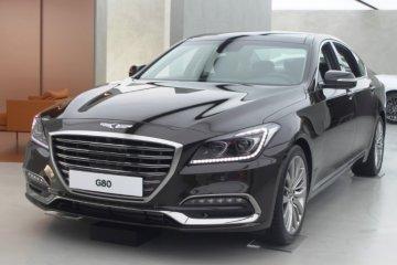 Hyundai tambah fitur keselamatan pada Genesis G80