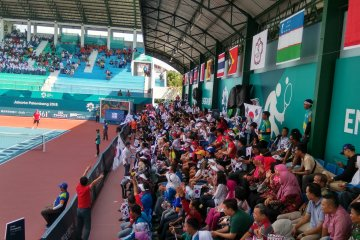 Jadwal cabang olahraga Soft Tenis di Asian Games 2018