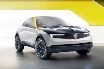 GT X Experimental, mobil listrik masa depan Opel