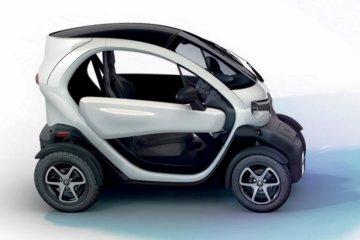 Renault-Samsung produksi Twizy ultracompact di Korea Selatan