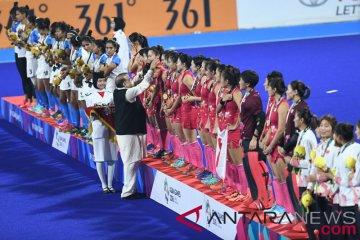 Jepang Juara Hoki Putri