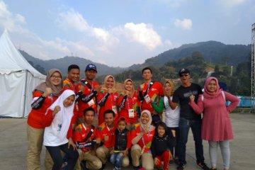 Mengukir Sejarah bersama Volunteer Asian Games