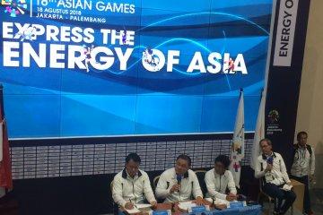 Jepang lampaui target perolehan medali emas di Asian Games 2018
