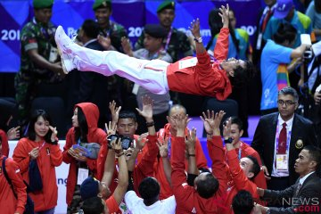 Perjuangan sepak takraw mengukir sejarah di Asian Games
