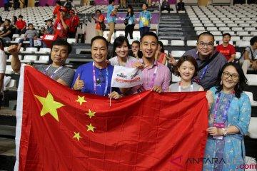 Jadwal perebutan medali basket, China berpeluang kawinkan emas