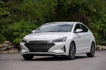 Hyundai umumkan harga sedan Elantra 2019