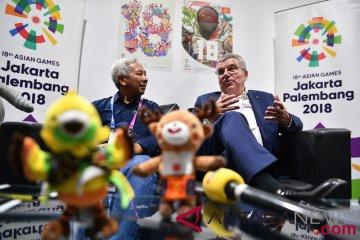 Presiden IOC bayangkan Olimpiade digelar di Asia Tenggara