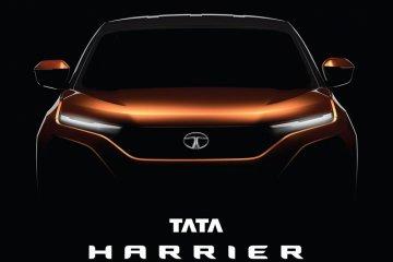 Tata Harrier rancangan arsitek Land Rover dirilis tahun depan