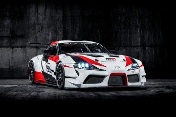 Toyota konfirmasi peluncuran New Supra di Detroit