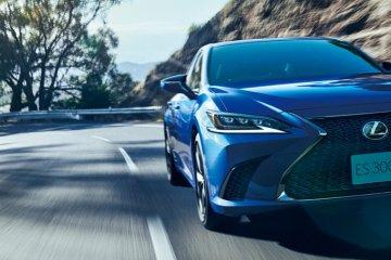 Lexus ES All-New mulai dijual di Jepang