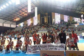 Pelatih puas dengan performa tim basket Indonesia