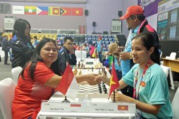 Daftar perolehan medali Asian Para Games (Jumat sore)