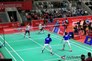 Wakil Indonesia tampil di 13 laga perempat-final bulutangkis