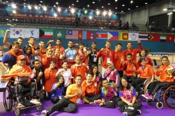 Tenis meja kursi roda Indonesia ingin berlaga di Paralimpiade 2020