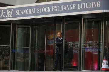 Bursa China ditutup melemah, saham sepeda motor jeblok