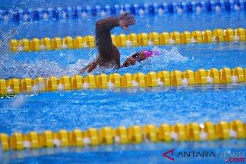 Perenang Syuci Indriani raih medali perak